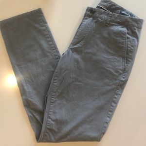 Grey Men's Slim Fit Bonobos Size 33x36